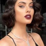 50+ Unique Prom Hairstyles For Short Hair #shorthairstyle #hairstyleforwoman #pr...