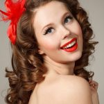 50s Hairstyles Women Gorgeous 25 Best Ideas About 50s Hair Tutorials On Pinterest Of 35 Gorge...