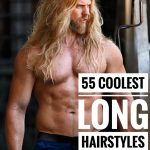 55 Coolest Long Hairstyles for Men
