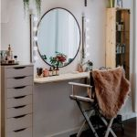 55+ Perfect Makeup Room Ideas for Makeup Lovers. Diy Bedroom Ideas For Small Rooms | Romantic...
