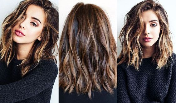60 Most Trendy and Easy Medium length Hairstyles That We Can't Wait to Try
