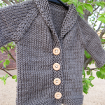 9 Easy Baby Sweater Free Knitting Patterns — Blog.NobleKnits