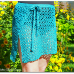 Amazing Grace Bathing Suit Wrap... Free Crochet Pattern!! - ............Beatrice Ryan Designs............