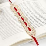 Aunt Lydia's Golden Bookmark  | Yarnspirations