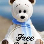Awesome Free Amigurumi Bear Pattern Idea! Very Cute! - Free Amigurumi Pattern, Amigurumi Blog!