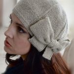 Beau Cloche Knitting pattern by Natalie Larson | Knitting Patterns | LoveKnitting
