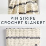 Bernat Blanket yarn is ideal for a soft, cozy winter throw. Make your own with o...