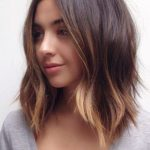 Best Hair Cuts For Round Faces Layered Hairstyles Shoulder Length Ideas