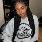 Black Braided Hairstyles To Stand Out