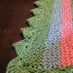 Cathedral Edging - Free Pattern (Beautiful Skills - Crochet Knitting Quilting)