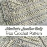 Charlotte's Sunshine Baby and Charlotte – Large Square [Free Crochet Pattern]
