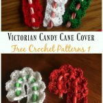 Christmas Candy Cane Cozy Crochet Free Patterns