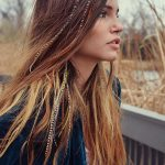 Clip-In Feather Extensions