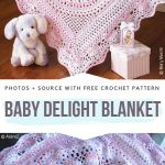 Crochet Baby Blankets Free Patterns
