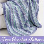Crochet Blankets - Add A Cozy Beauty To Your Home • DIY Home Decor