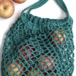 Crochet Market Tote Bag Free Pattern Ideas With You 2019 - Page 34 of 39 - apronbasket .com