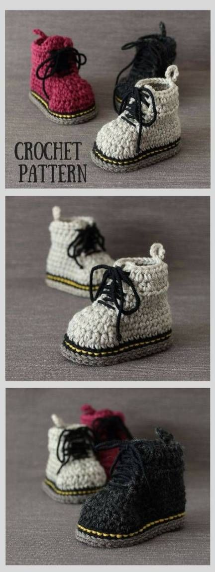 Crochet Patterns Free Slippers Easy Baby Shoes 36 Best Ideas