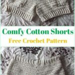 Crochet Summer Shorts & Pants Free Patterns Adult Size & instructions