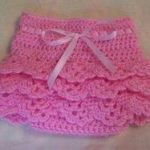 Crochet diaper cover pattern – Baby Soft Crochet Diaper Cover Pattern - thefashiontamer.com