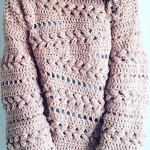Cute and Easy Stylish Sweater & Cardigan Crochet Patterns Images for 2019 - Page 47 of 47 - Women Crochet Blog