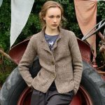 Cyrene Jacket Knitting pattern by Purl Alpaca Designs | Knitting Patterns | LoveKnitting