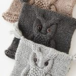 Different Usages of the Owl Knitting   Patterns - fashionarrow.com
