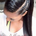 Don't Know What To Do With Your Hair: Check Out This Trendy Ghana Braided Hairstyle ⋆ African American Hairstyle Videos - AAHV