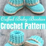 Easy And Comfortable Free Crochet Baby Booties Patterns And Ideas -