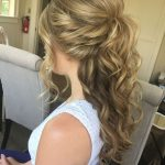 Explore gallery of Half Up Half Down Wedding Hairstyles For Medium Length Hair (7 of 15) - Hairstyle