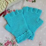 FREE Half finger or Other Crochet Gloves free pattern images for Winter 2019 - Beauty Crochet Patterns!