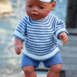FREE KNITTING PATTERNS DOLL CLOTHES - Browse Patterns