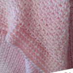 Fast and Easy Crochet Baby Blanket [FREE]