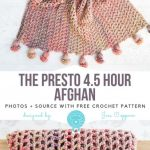 Fast and Easy Crochet Projects Free Patterns