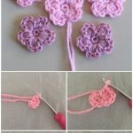 Free Crochet Flower Patterns To Make Your World Beautiful - Craft Ideas