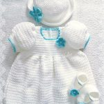 Free Crochet Patterns for Baby Dresses 2019 new Season - Page 21 of 51 - Kids Crochets