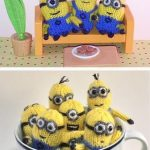 Free Knitting Pattern for Tiny Tiny Minion Friends - Four Different Forms of My… - worldefashion.com/sticka