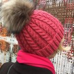Freedom and cables – free hat pattern