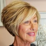 Fresh Hairstyles and Haircuts for Older Women in 2019