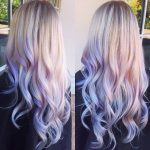 """Hair Extensions Color Inspo on Instagram: """"This is hot!😍💓💎 Sliver/ white roots with purple & lavender tip, is this the style U wanna DIY on our 613A#?!!!❤️👯 Comment below to share👇👇…"""""""