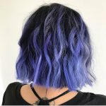 Hairdye by Pulp Riot  Beauty: Fantasy Unicorn Purple Violet Red Cherry Pink yell...