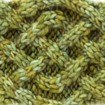 How to Knit the Celtic Cable | Saxon Braid Stitch Pattern with Video Tutorial