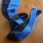 How to knit men's ties instructions~ so when I learn to knit someday I can make ...