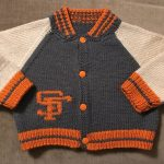 Kids' Baseball Jacket in Debbie Bliss Baby Cashmerino | Knitting Patterns | LoveKnitting