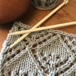Knit This Stitch: Winter Lace | Lion Brand Notebook