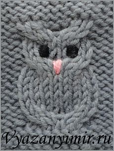 Knit the 28 best pictures of owl | Knitting patterns, Yarns – Suzy's …