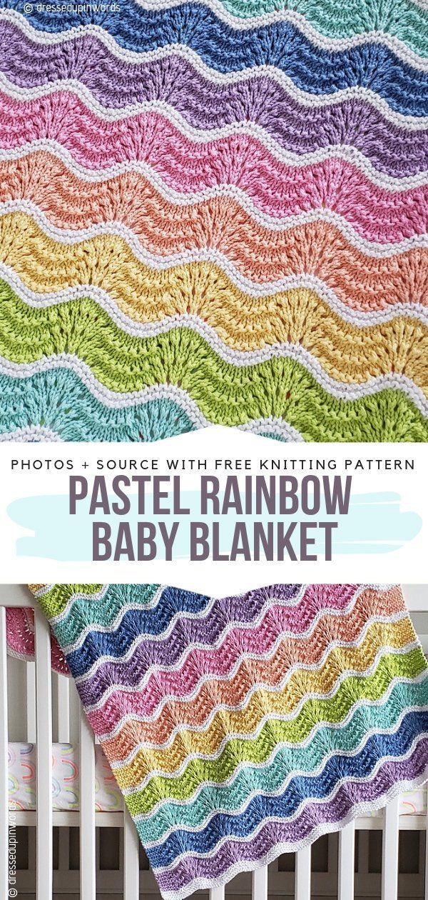 Knitted Baby Blankets Free Patterns – Free Crochet Patterns