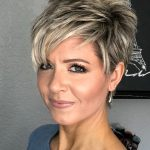 Longer Pixie Cut Styling Options