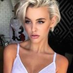 Looking for latest pixie haircuts for short hair? In this post we have compiled our latest pixie haircuts for short blonde haircuts to give bold and sexy hair looks. #ShortHairCutsForWomenPixie - Hair Styles