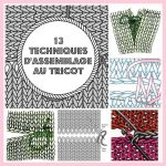 MY FAVORITES KNIT-CROCHET: 13 knitting techniques. Free, French, knitting tip - Crochet and Knitting Patterns