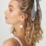 Maddison Scarf Scrunchie | Women's Fashion Accessories & Shoes | Rubi Shoes